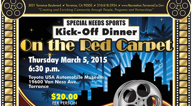 2015 – Special Needs Sports Kick-Off Dinner