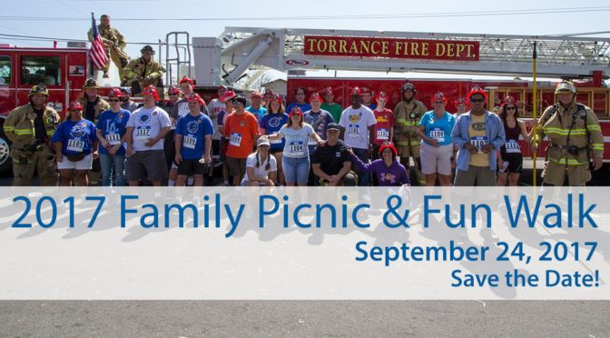 2017 Family Picnic & Fun Walk