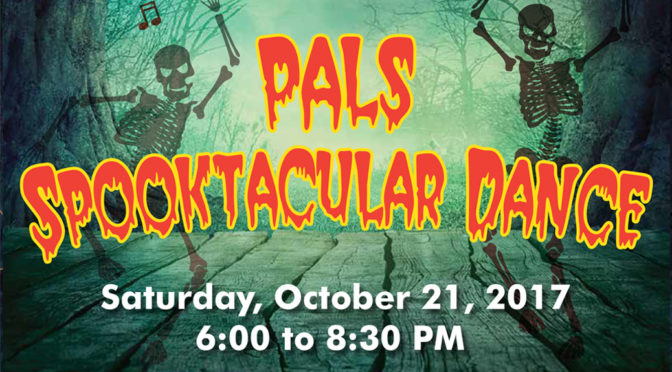 PALS Fall Fun & Fitness 2017 &  Spooktacular Dance